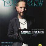 BURRN!2017年8月号にインタビュー掲載!