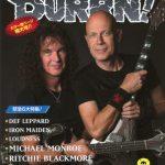 BURRN!9月号BURRNIN' ALBUMSで8位!